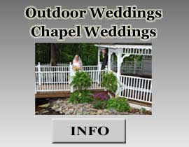 Outdoor Weddings Chapel Weddings INFO